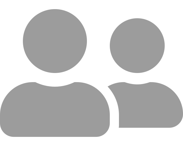 user friends icon